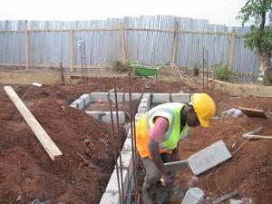 2011年12月 基礎工事②