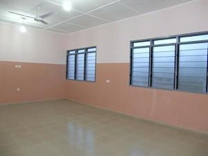 2012年10月 女性患者用病室
