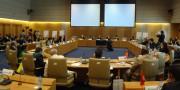 人口と高齢化に関する国際議員会議・開会式(11月18日)