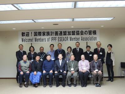 北村正平藤枝市長を囲んで、4K(教育、健康、環境、危機管理)のビジョンに学ぶ