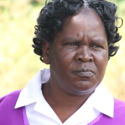 ザンビアの助産師