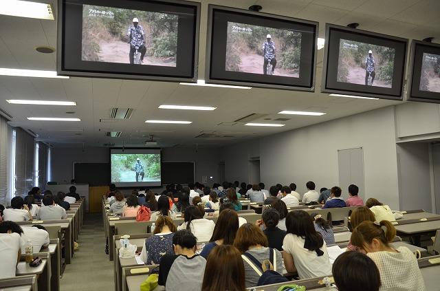 人材養成_大学講義風景