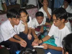 若者ボランティアの活動
