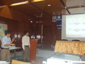 各病院の現状分析を行う(2010年3月セミナー)
